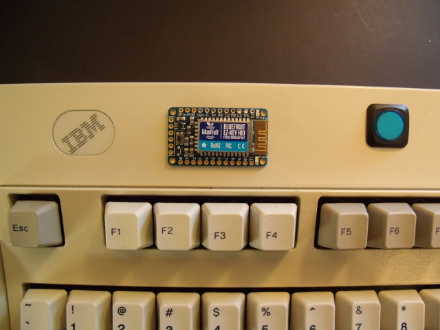 research  convert your model m keyboard to bluetooth with