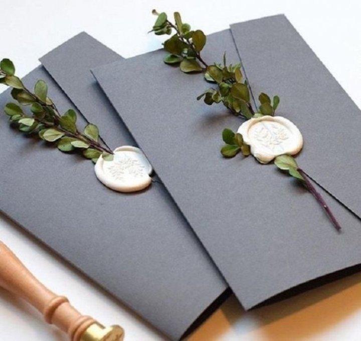 تصميمات بطاقة دعوة زفاف فارغة 2019