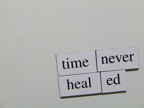 Why Time Doesn't Heal All Wounds