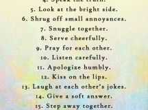20 Little Things to Make a Big Difference in Your Marriage