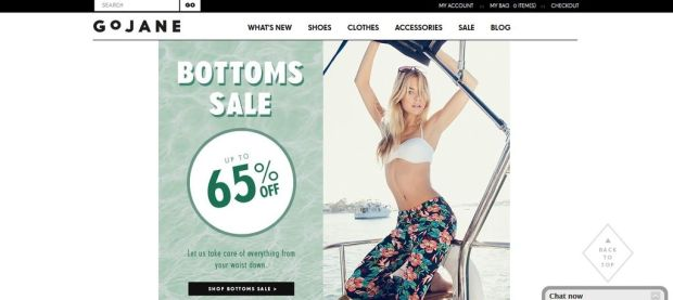 Trendy clothing for women