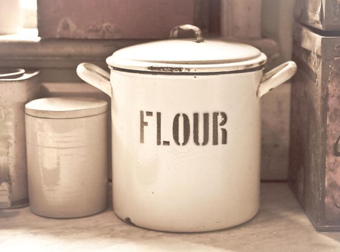 Flour Stainless Steel