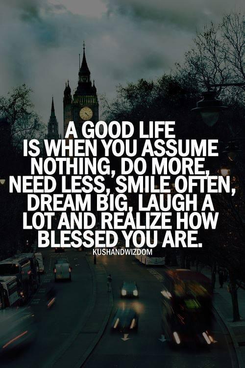 Smile Big Laugh Often