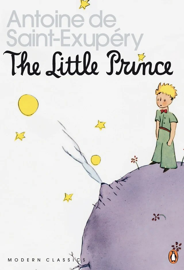 The Little Prince by Antoine De Saint-Exupery (image credit Penguin) VIA Amazon.com