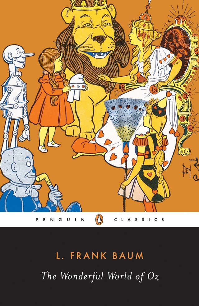 The Wonderful Wizard of Oz by L. Frank Baum (image credit Penguin) VIA Amazon.com