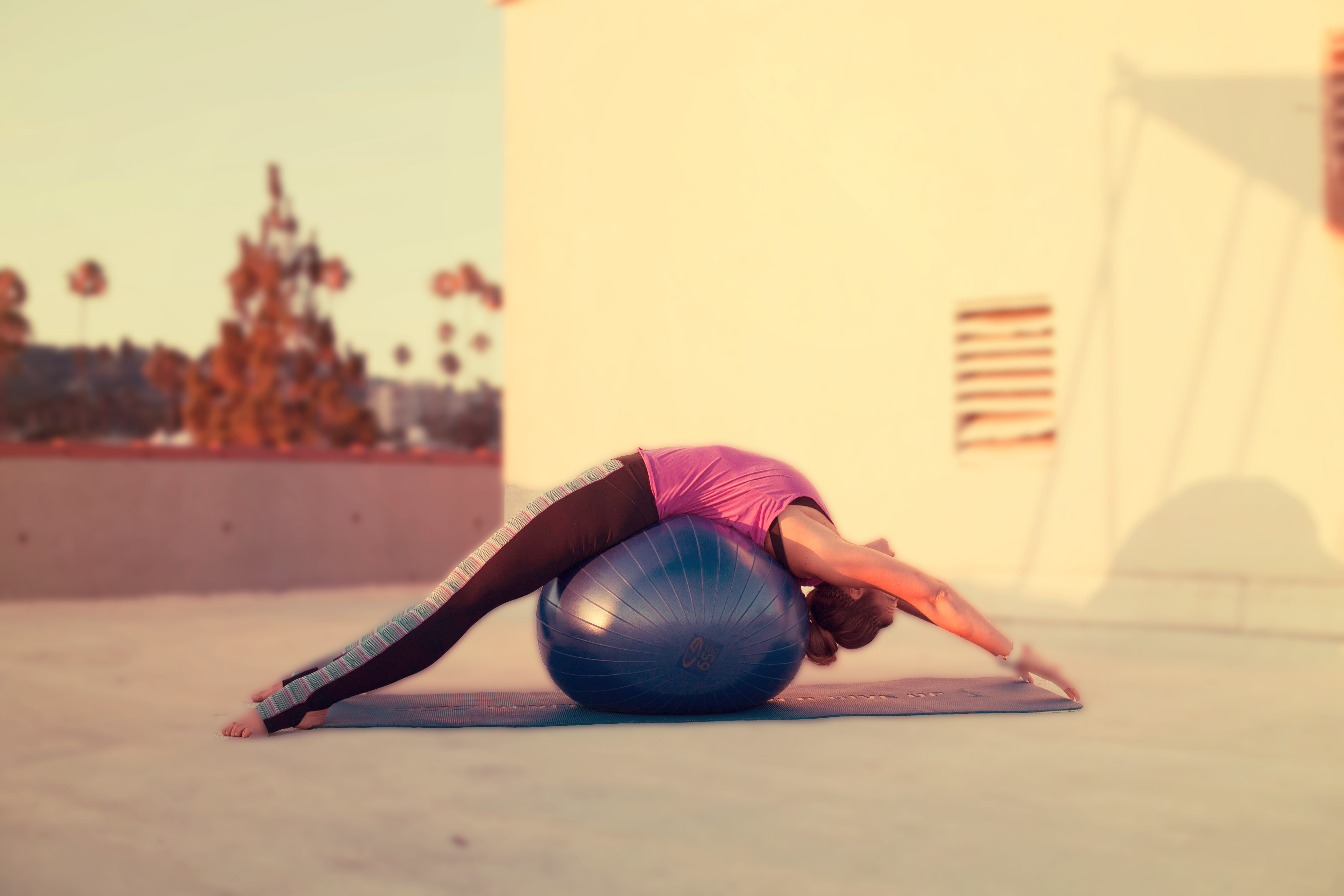 24 Most Effective Stability Ball Exercises To Enhance Your