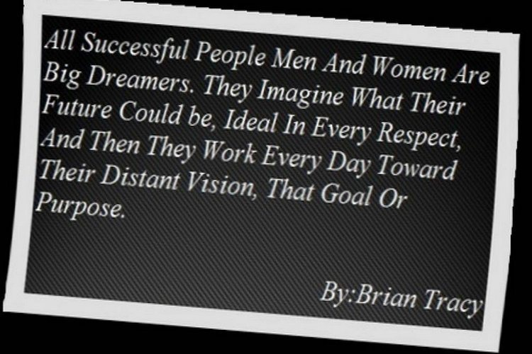All successful people