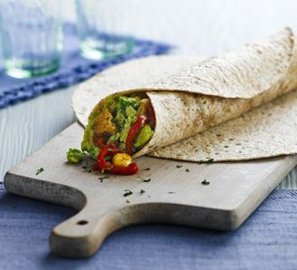 spicy-vege-avocado-wraps