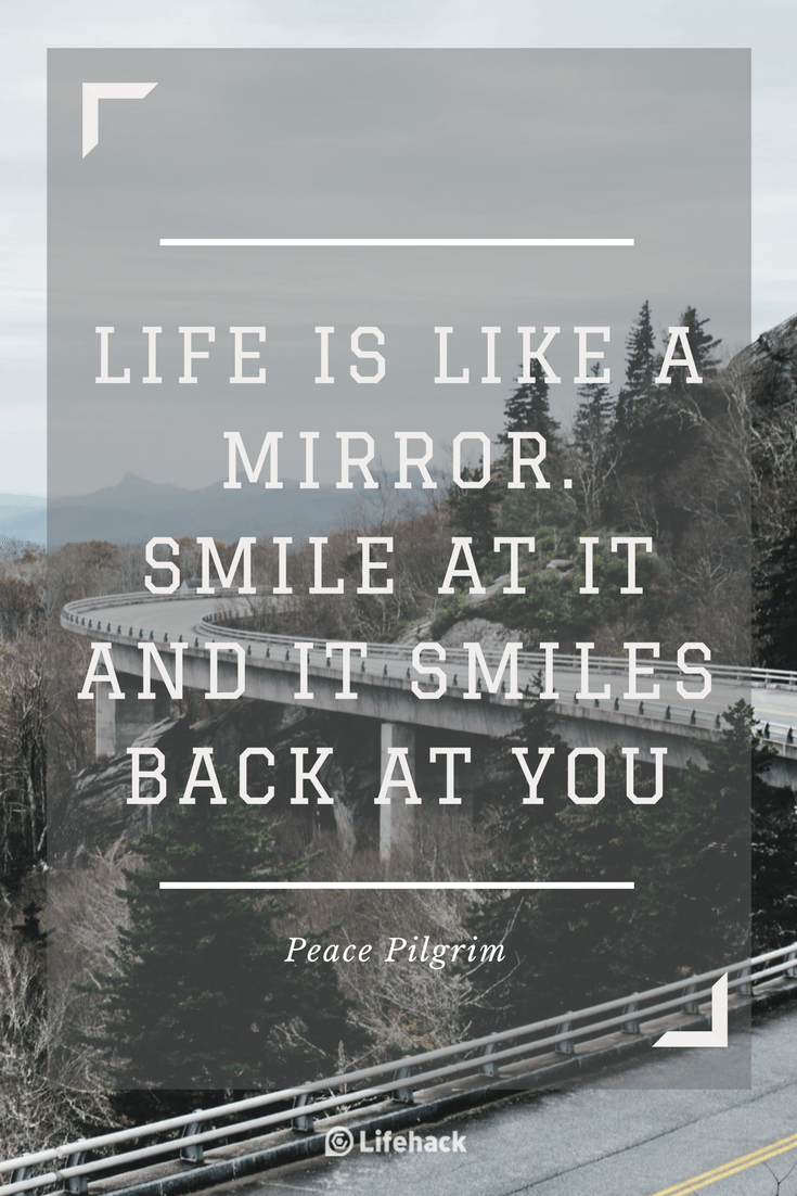 You Smile Quotes Make