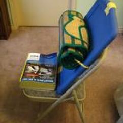 Bungee Cord Chair Diy Hunting Chairs For Ground Blinds Aeron Ergonomic