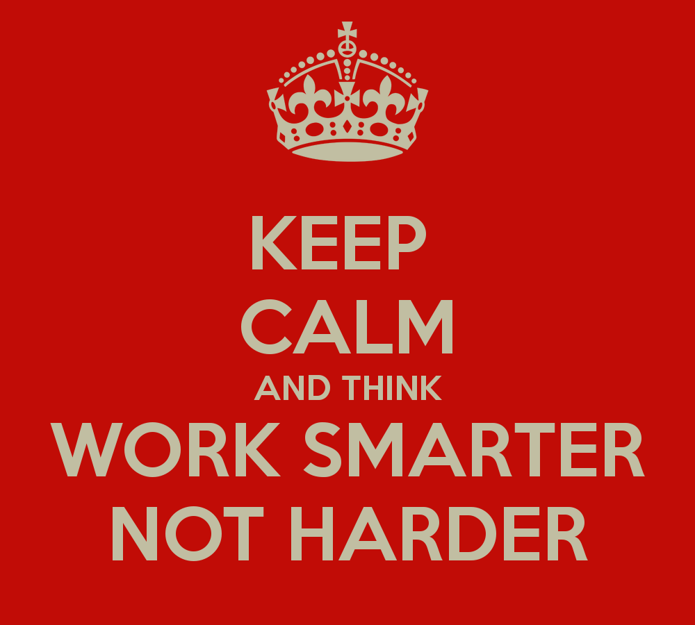 Study Hard Quotes Wallpaper 8 Reasons Why You Need To Work Smarter But Not Harder