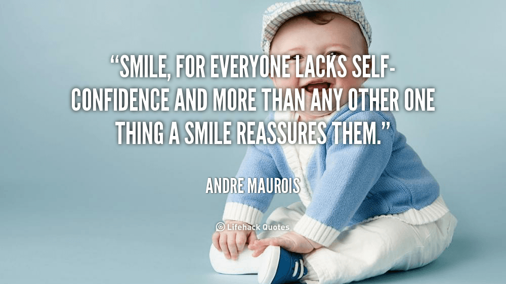 Quote About Smile