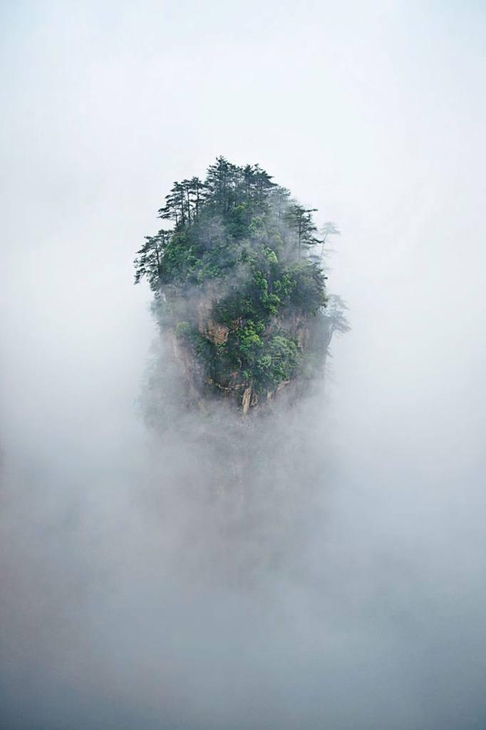 cool-unbelievable-places-Earth-Tianzi