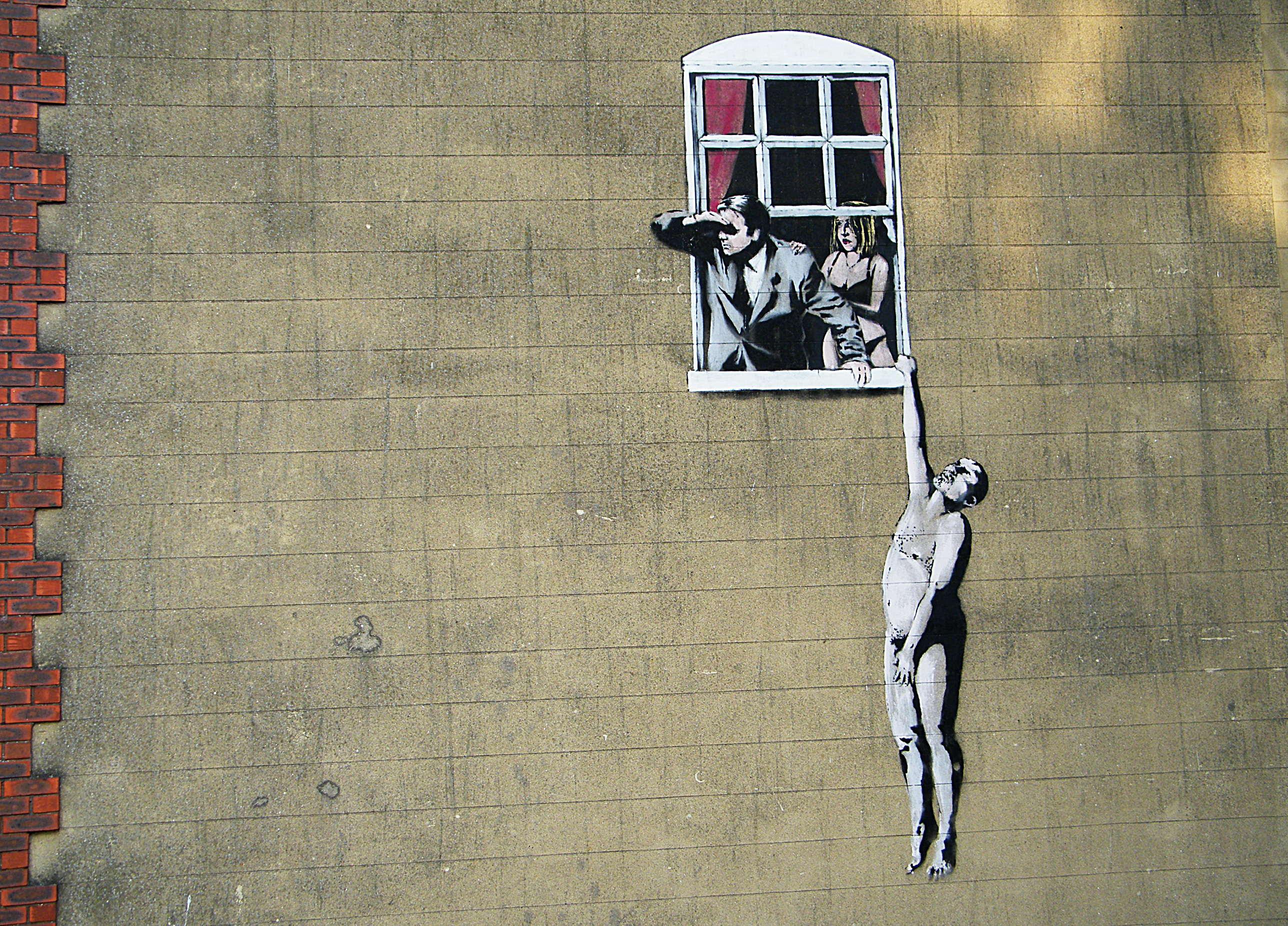Park Street Banksy