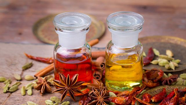 Get rid of foul odors with essential oils