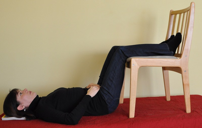 fitness ball chair church chairs bertolini 15 simple but powerful back exercises to ease stiffness and lower pain