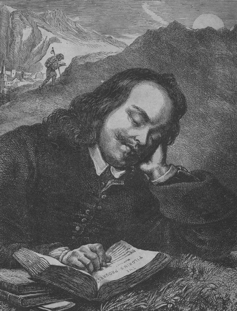 John-Bunyan-Reading