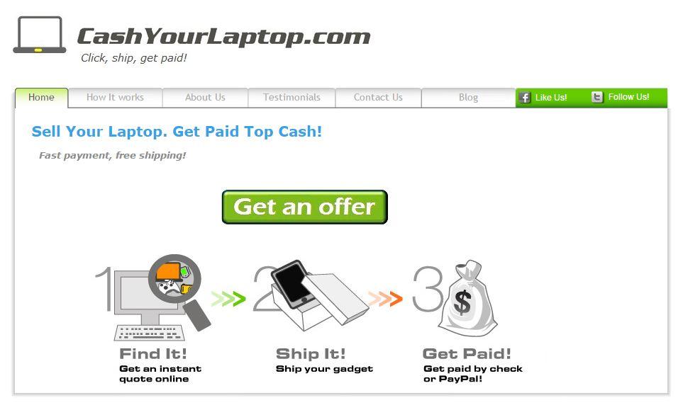 CashYourLaptop