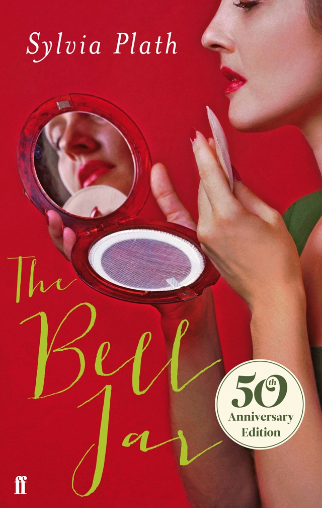 The Bell Jar by Sylvia Plath (image credit Faber and Faber) VIA Amazon.com