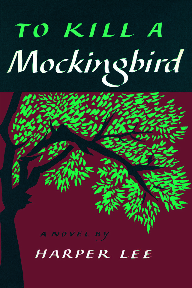 To Kill a Mockingbird by Harper Lee (image credit J.B. Lipincott) VIA Amazon.com