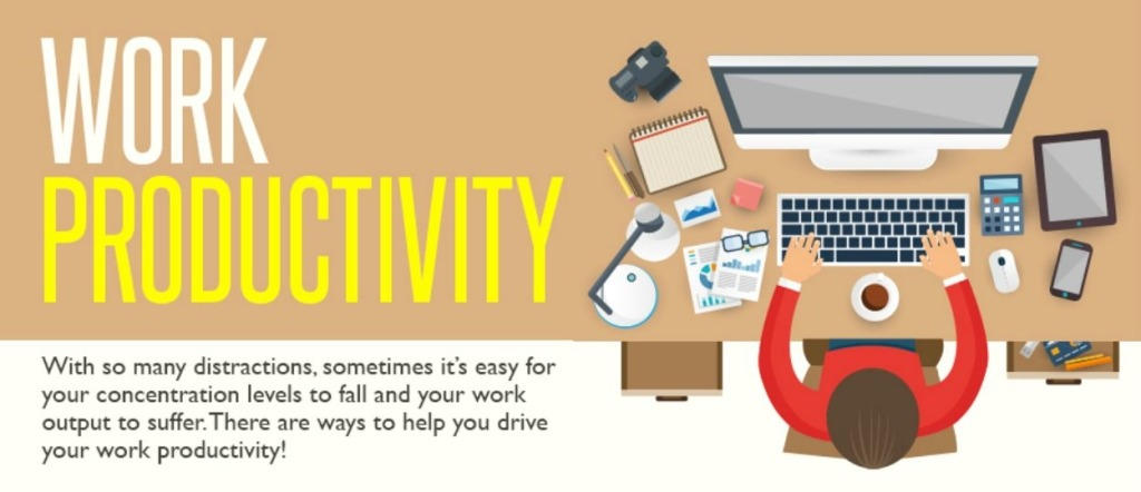 Productivity-at-Work-Infographic