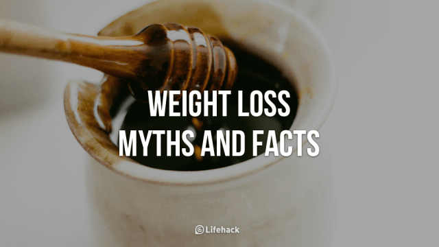 weight loss myths feature image