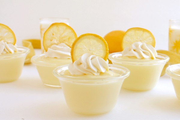 Lemon-Pudding-with-Candied-Lemon-Slices