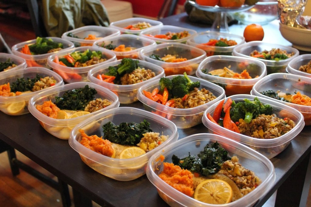 Healthy Meal Prep Ideas For 3 Days