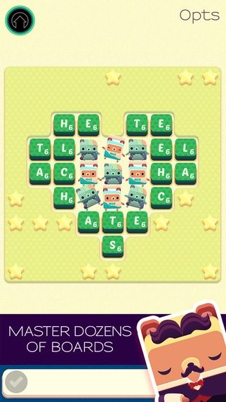 Alphabear(iOS Games)