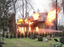 9 THINGS TO DO WHEN IN A HOUSE FIRE