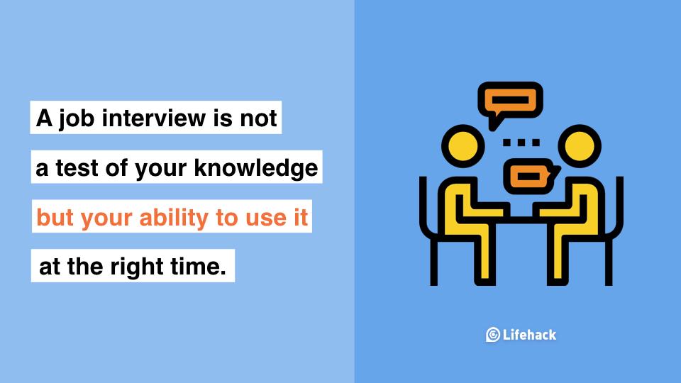 behavioral based interview