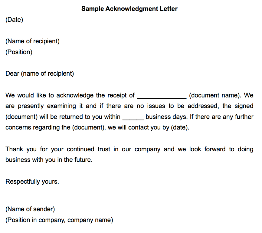 10 Essential Business Letter Format Samples You Need