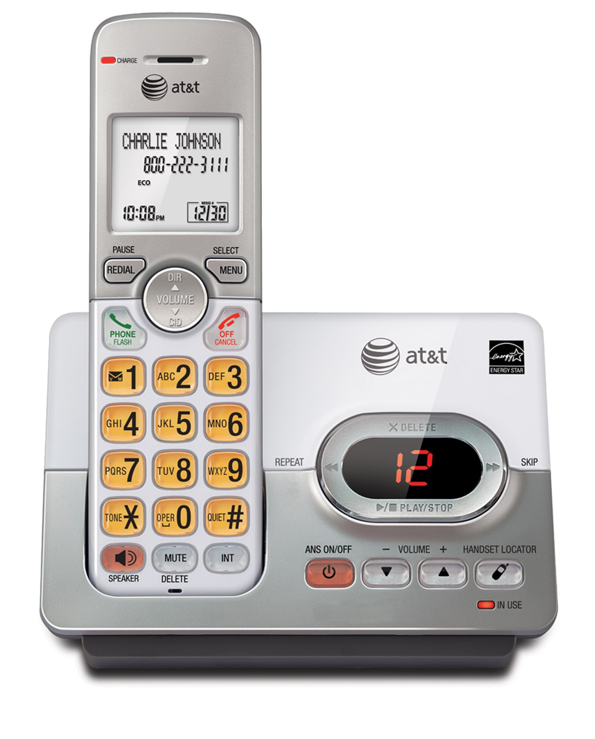 hight resolution of dect 6 0 cordless telephones best dect phones at u0026t telephone storeatt cl84115 wiring