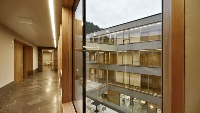 CasaClima Awards 2015 il Centro di riabilitazione psichiatrica di Bolzano  Architettoinfo