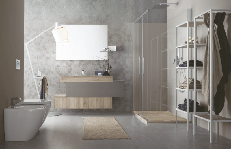 Progetto bagno e altre novit da Cerasa  Architettoinfo