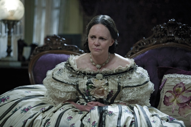 Sally Field On Fighting For Her Role in 'Lincoln'