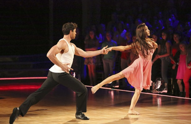 DWTS Finale Are There Romance Sparks Between Champs
