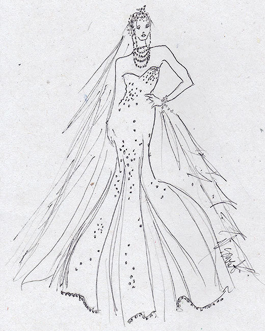 Could Katniss' 'Hunger Games: Catching Fire' Wedding Dress