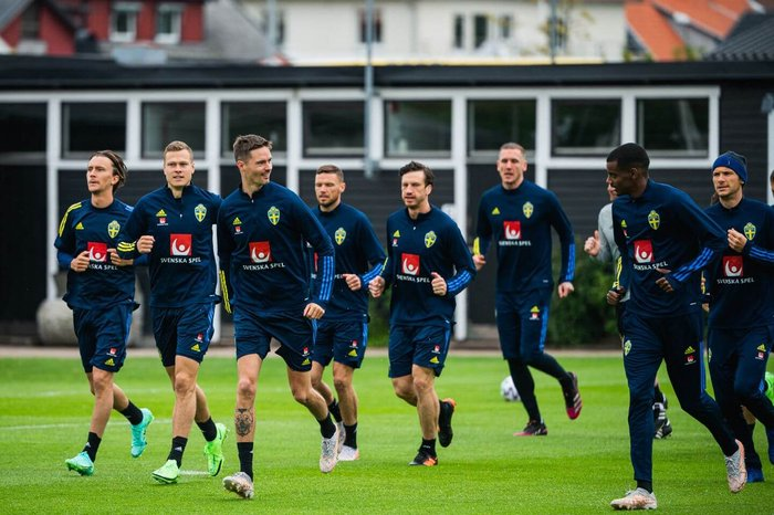 Sweden Euro 2020 squad: Full 26-man team ahead of 2021 tournament - The  Athletic