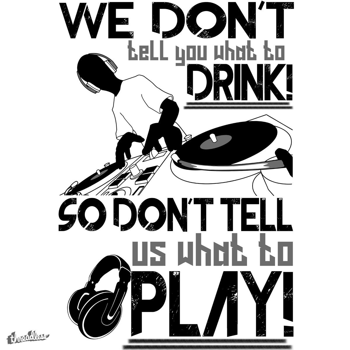 Score DJ T-Shirt