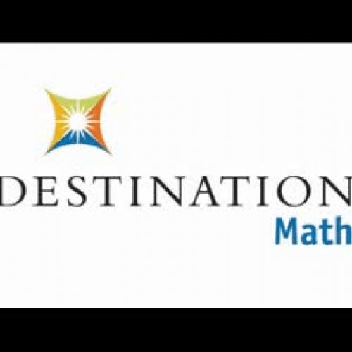 How to use Destination Math?