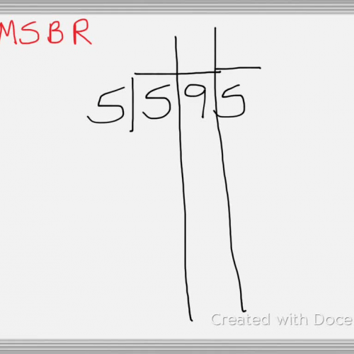 Dividing 3-Digit by 1-Digit Numbers