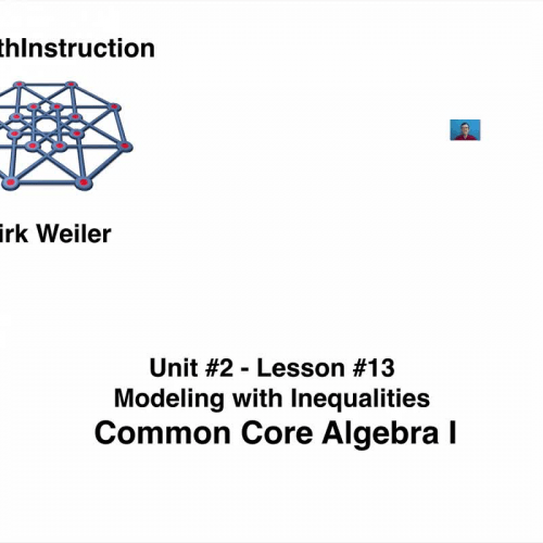 Common Core Algebra I.Unit 2.Lesson 13.Modeling with