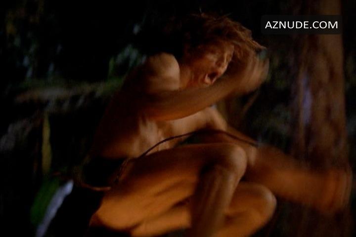 GEORGE OF THE JUNGLE NUDE SCENES  AZNude Men