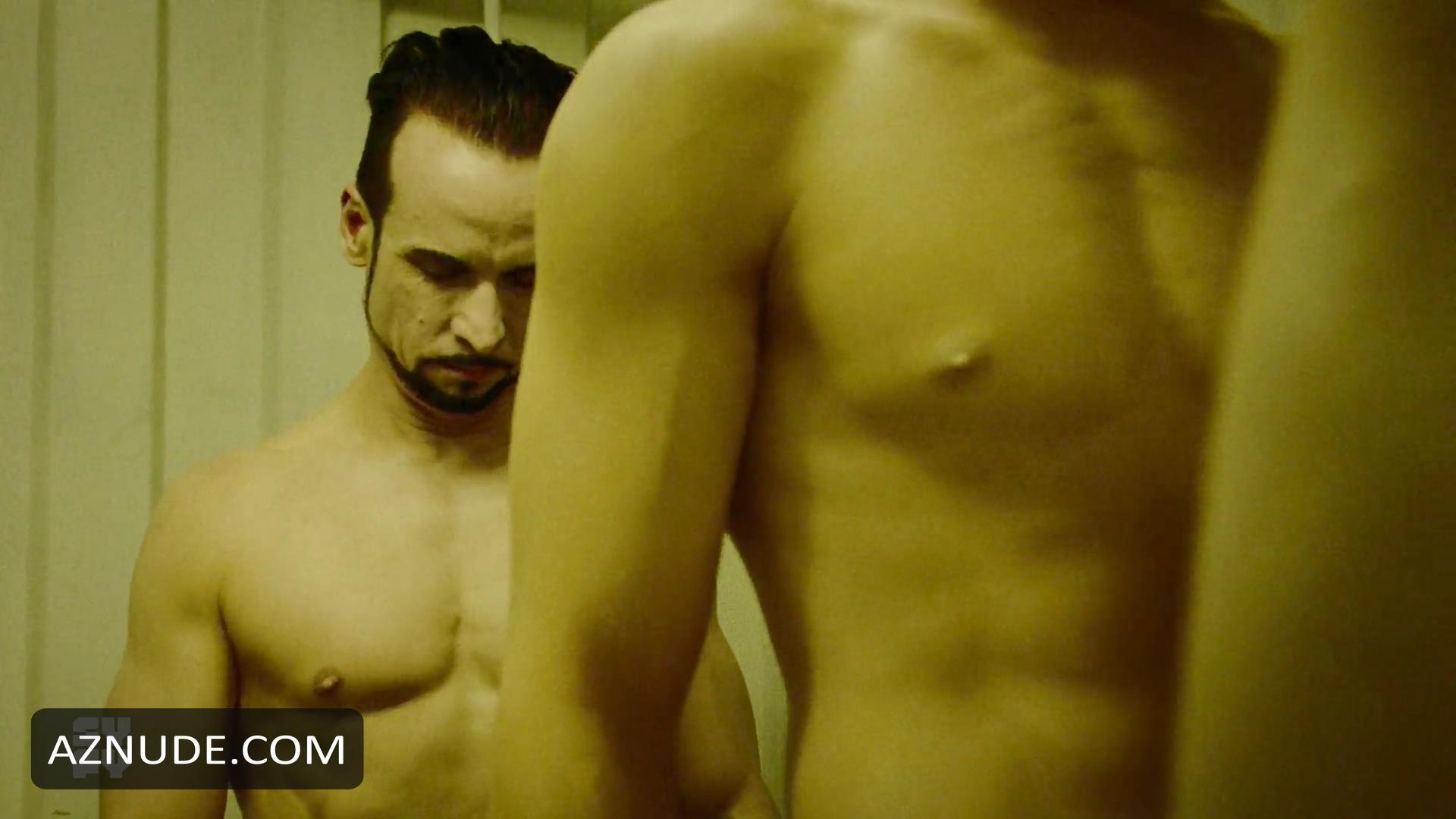 COLIN CUNNINGHAM Nude  AZNude Men