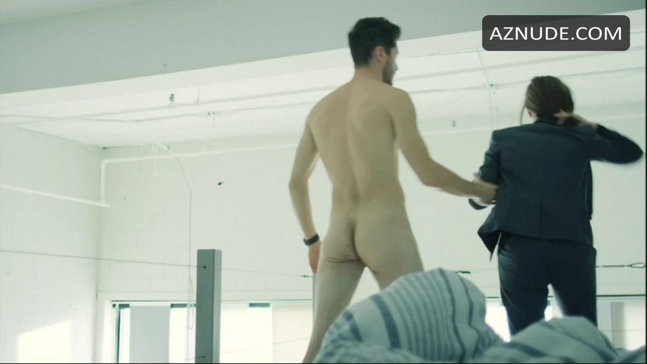 ERIC BRUNEAU Nude  AZNude Men