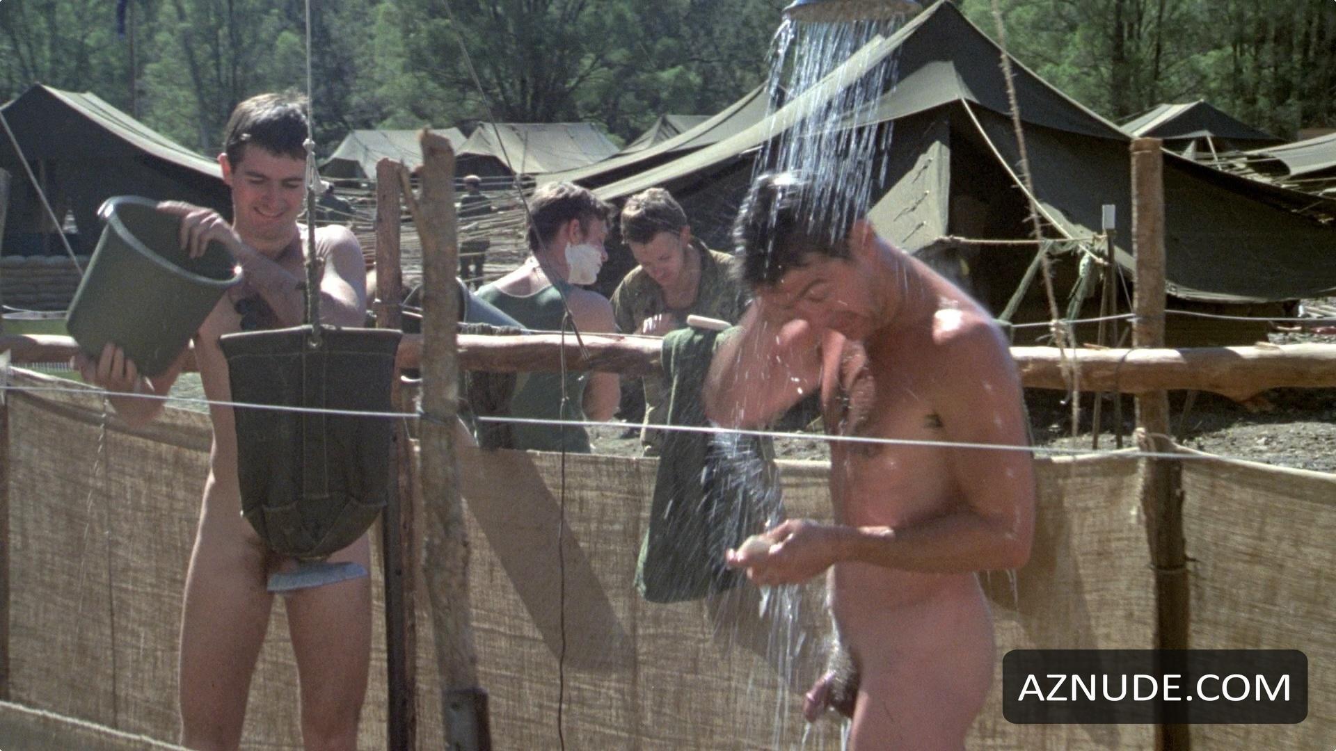 THE ODD ANGRY SHOT NUDE SCENES  AZNude Men