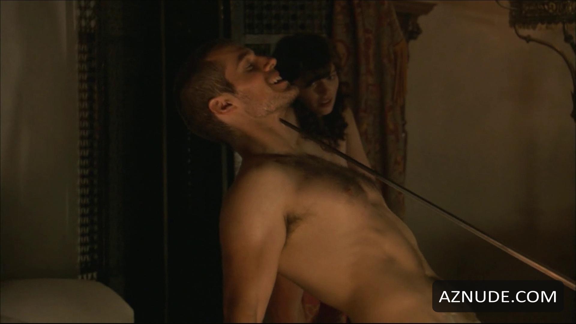HENRY CAVILL Nude  AZNude Men