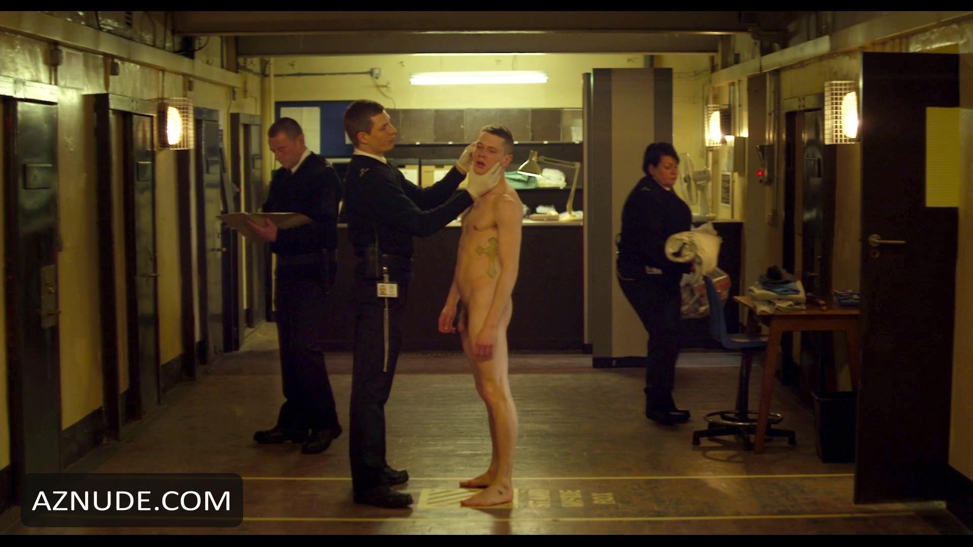 JACK OCONNELL Nude  AZNude Men