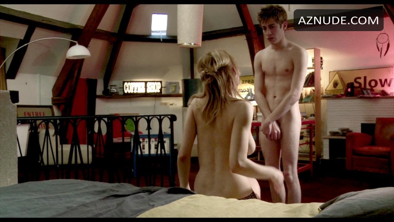 MATHIAS MELLOUL Nude  AZNude Men